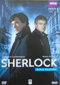 Benedict Cumberbatch. BBC • Sherlock. Pusty karawan sezon 3/1 • DVD