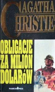 Agata Christie • Obligacje za milion dolarów