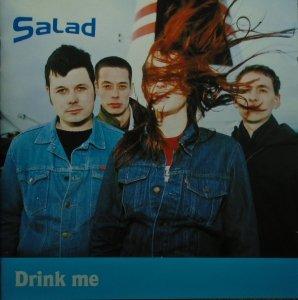 Salad • Drink Me • CD