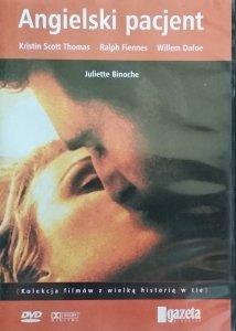Anthony Minghella • Angielski pacjent • DVD