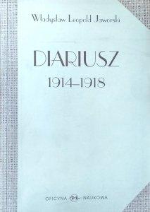 Władysław Leopold Jaworski • Diariusz 1914-1918