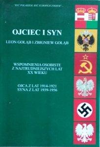 Leon, Zbigniew Gołąb • Wspomnienia osobiste z najtrudniejszych lat XX wieku