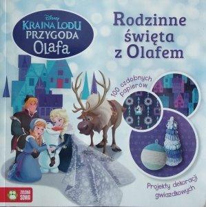 Kraina Lodu • Rodzinne święta z Olafem