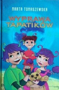 Marta Tomaszewska • Wyprawa Tapatików