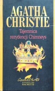 Agata Christie • Tajemnica rezydencji Chimneys