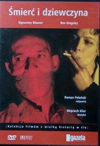 Roman Polański • Śmierć i dziewczyna • DVD