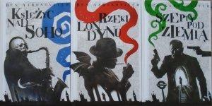 Ben Aaronovitch • Cykl 'Peter Grant' [komplet]