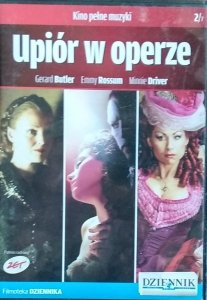 Joel Schumacher • Upiór w operze • DVD
