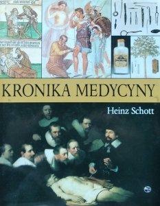 Heinz Schott • Kronika medycyny