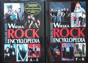 Wiesław Weiss • Wielka Rock Encyklopedia [komplet]