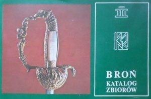 Ryszard de Latour • Broń. Katalog zbiorów