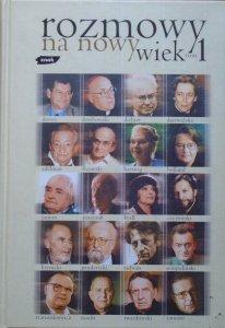 Rozmowy na nowy wiek 1 • Maria Janion, Szacki, Davies, Hartwig, Edelman i inni