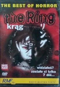 Hideo Nakata • The Ring - Krąg • DVD