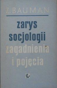 Zygmunt Bauman • Zarys socjologii. Zagadnienie i pojęcia