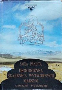 Sakja Pandita • Drogocenna skarbnica wytwornych maksym
