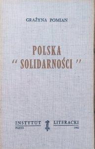 Grażyna Pomian • Polska 'Solidarności'