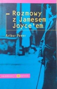 Arthur Power • Rozmowy z Jamesem Joyce'em