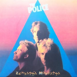 The Police • Zenyattà Mondatta • CD [wydanie japońskie]