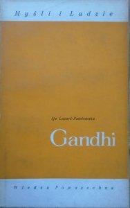 Ija Lazari-Pawłowska • Gandhi [dedykacja autorska]