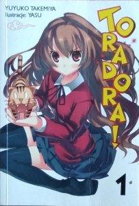 Yuyuko Takemiya • Toradora! tom 1
