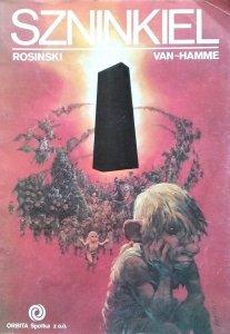 Grzegorz Rosiński, Jean Van Hamme • Szninkiel
