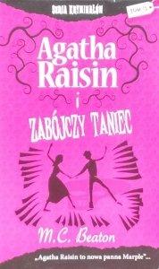 M.C. Beaton • Agatha Raisin i zabójczy taniec