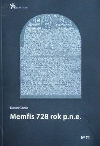 Daniel Gazda • Memfis 728 rok p.n.e.