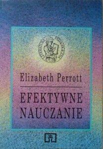 Elizabeth Perrott • Efektywne nauczanie