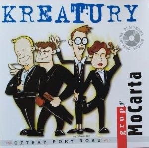 Grupa MoCarta • Kreatury czyli Cztery Pory Roku wg Grupy MoCarta • CD