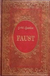 J.W. Goethe • Faust [zdobiona oprawa]