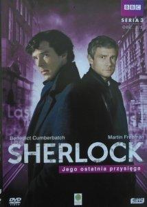 Benedict Cumberbatch. BBC • Sherlock. Jego ostatnia przysięga sezon 3/3 • DVD