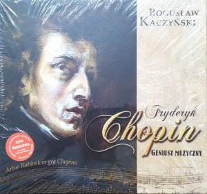 Bogusław Kaczyński • Fryderyk Chopin. Geniusz muzyczny