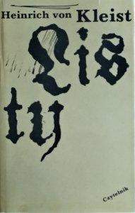 Heinrich von Kleist • Listy