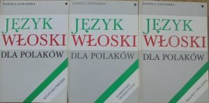 Daniela Zawadzka • Język włoski dla Polaków [komplet]