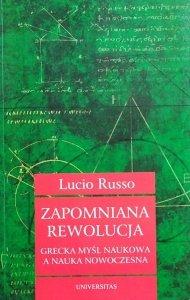 Lucio Russo • Zapomniana rewolucja