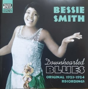 Bessie Smith • Downhearted Blues. Original 1923-1924 Recordings • CD