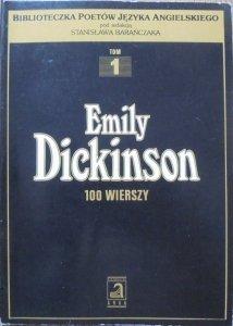 Emily Dickinson • 100 wierszy [Stanisław Barańczak]