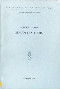 Łukasz Plesnar • Semiotyka filmu [dedykacja autorska]