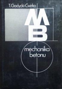 Tadeusz Godycki-Ćwirko • Mechanika betonu