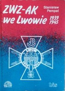 Stanisław Pempel • ZWZ-AK we Lwowie 1939-1945
