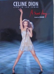 Celine Dion • Live in Las Vegas. A New Day • 2xDVD
