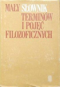 Antoni Podsiad • Mały słownik terminów i pojęć filozoficznych
