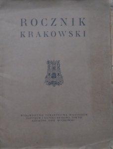Rocznik Krakowski • Tom XXI 1937 [Hans Suess z Kulmbachu]