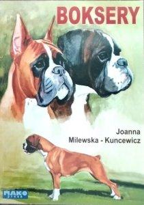 Joanna Milewska-Kuncewicz • Boksery