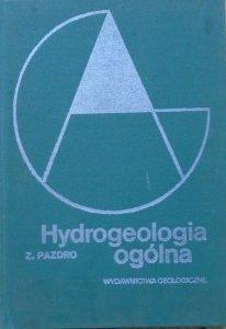 Zdzisław Pazdro • Hydrogeologia ogólna