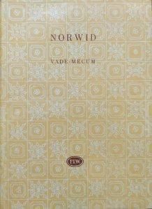 Cyprian Norwid • Vade-mecum [Biblioteka Poetów]