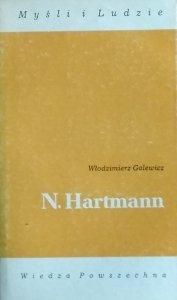 Włodzimierz Galewicz • N. Hartmann
