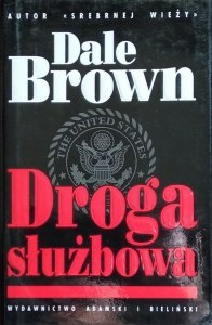 Dale Brown • Droga służbowa