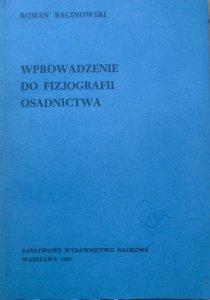 Roman Racinowski • Wprowadzenie do fizjografii osadnictwa