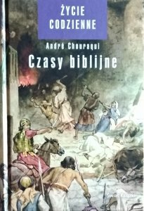 Andre Chouraqui • Czasy biblijne